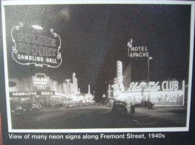 Photo on Neon Marker image. Click for full size.