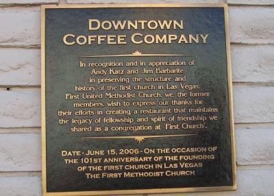 Downtown Coffee Company image. Click for full size.