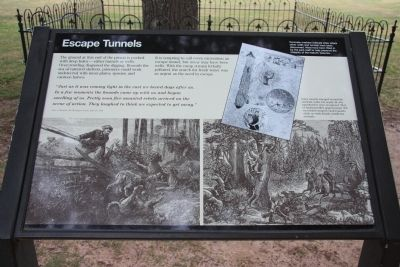 Escape Tunnels Marker image. Click for full size.