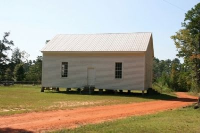 Indian Springs Baptist Church image. Click for full size.