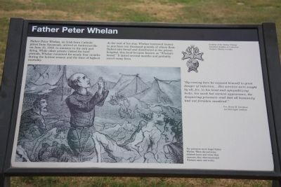 Father Peter Whelan Marker image. Click for full size.