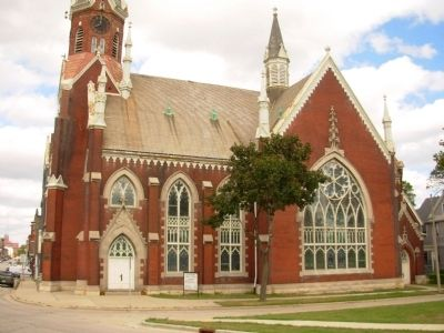 Saint Stephen Lutheran Church image. Click for full size.
