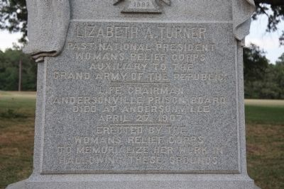 Lizabeth A. Turner Marker image. Click for full size.