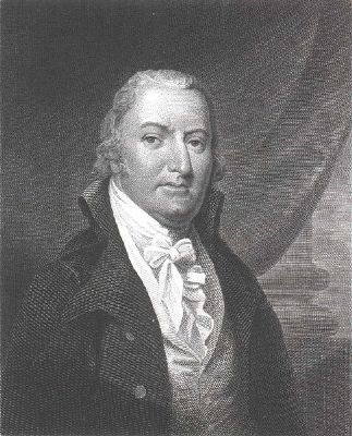 Dr. David Ramsay<br>April 2, 1749 - May 8, 1815 image. Click for full size.