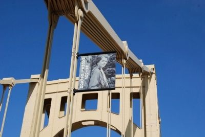 Rachel Carson Bridge Banner image. Click for full size.