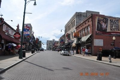 Beale Street Historic District image. Click for full size.