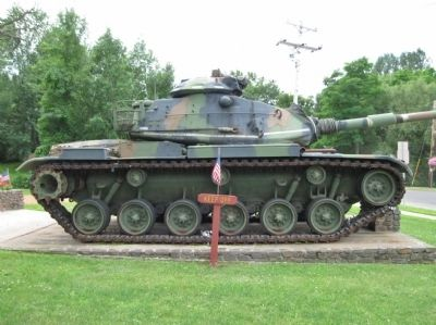 M60A3 Tank image. Click for full size.