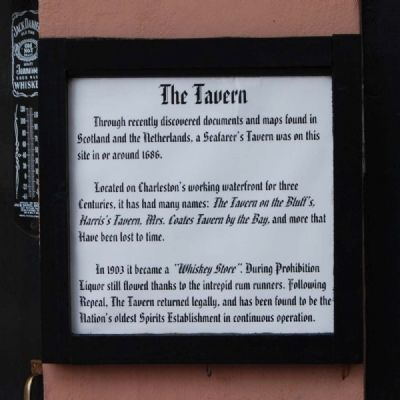 The Tavern Marker image. Click for full size.