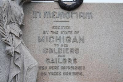 Michigan Marker image. Click for full size.