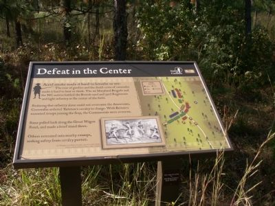 Defeat in the Center Marker image. Click for full size.