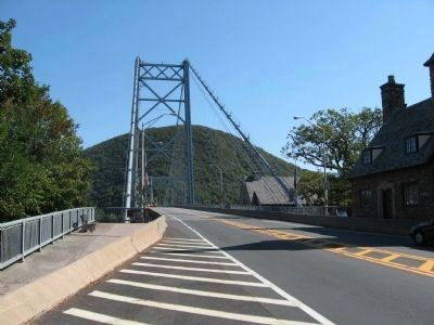 The Bear Mountain Bridge image. Click for full size.