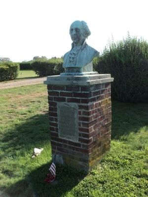 Marker in Fort Adams State Park image. Click for full size.