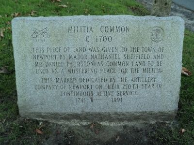 Militia Common Marker image. Click for full size.