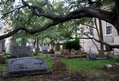 St. Philip's Churchyard image. Click for full size.