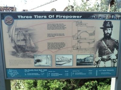 Three Tiers of Firepower Marker image. Click for full size.