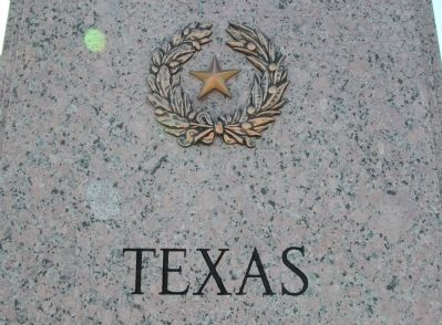 Texas State Memorial image. Click for full size.