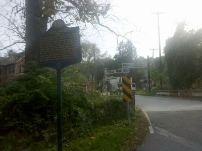 Glen Mills Marker image. Click for full size.