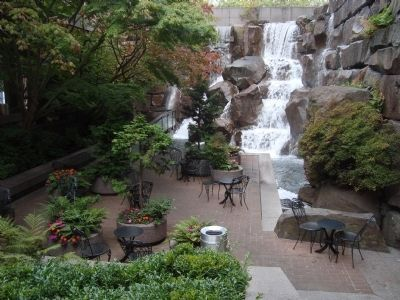 Waterfall Garden image. Click for full size.