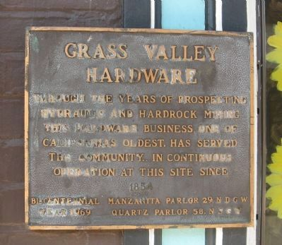 Grass Valley Hardware Marker image. Click for full size.