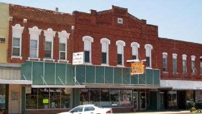 Tecumseh Opera House image. Click for full size.