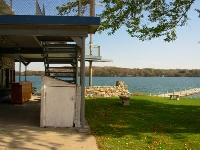 Cedar Lake Yacht Club image. Click for full size.