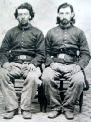 Photo 1 on Civil War and Spanish-American War Marker image. Click for full size.