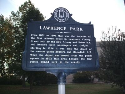 Lawrence Park Marker image. Click for full size.