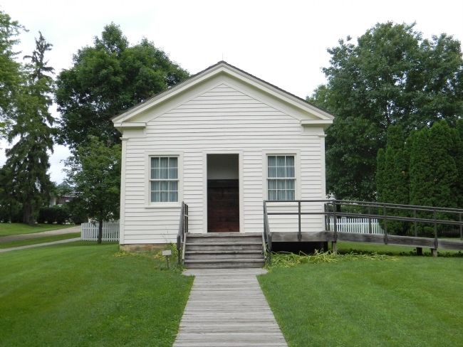 Schoolhouse image. Click for full size.