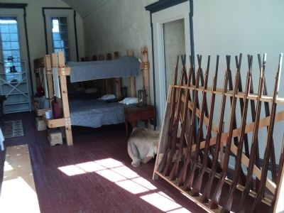 Room at Fort Trumbull image. Click for full size.