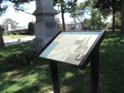 Williams Memorial Park Marker image. Click for full size.