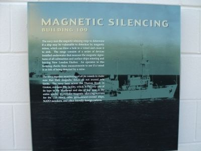 Magnetic Silencing Marker image. Click for full size.