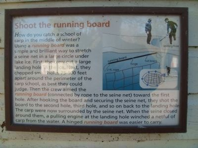Shoot the running board Marker image. Click for full size.