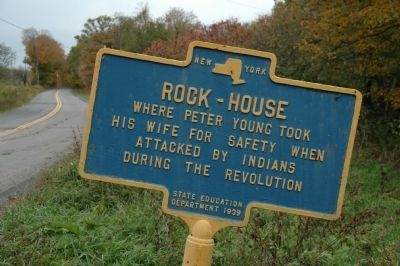 Rock-House Marker image. Click for full size.
