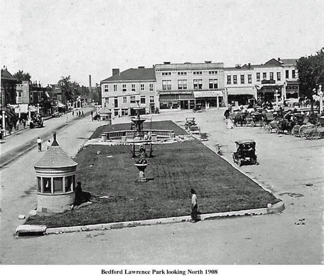 Lawrence Park - 1908 image. Click for full size.
