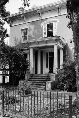 Thomas Wallace House, Petersburg image. Click for full size.