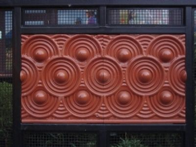 Cast Iron Panel image. Click for full size.