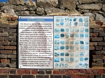 Rock Garden Marker image. Click for full size.