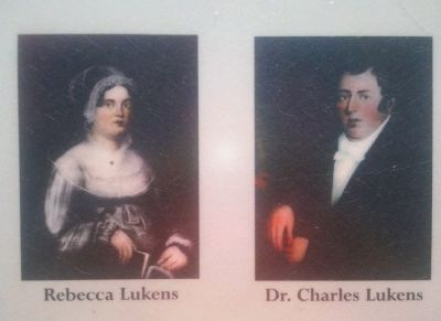 Dr. Charles & Rebeca Lukens image. Click for full size.
