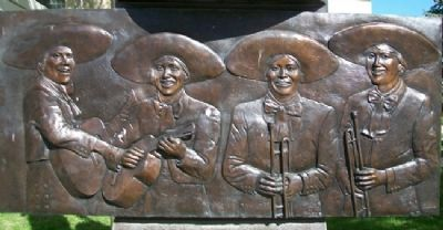 Mariachi Divina! Relief image. Click for full size.