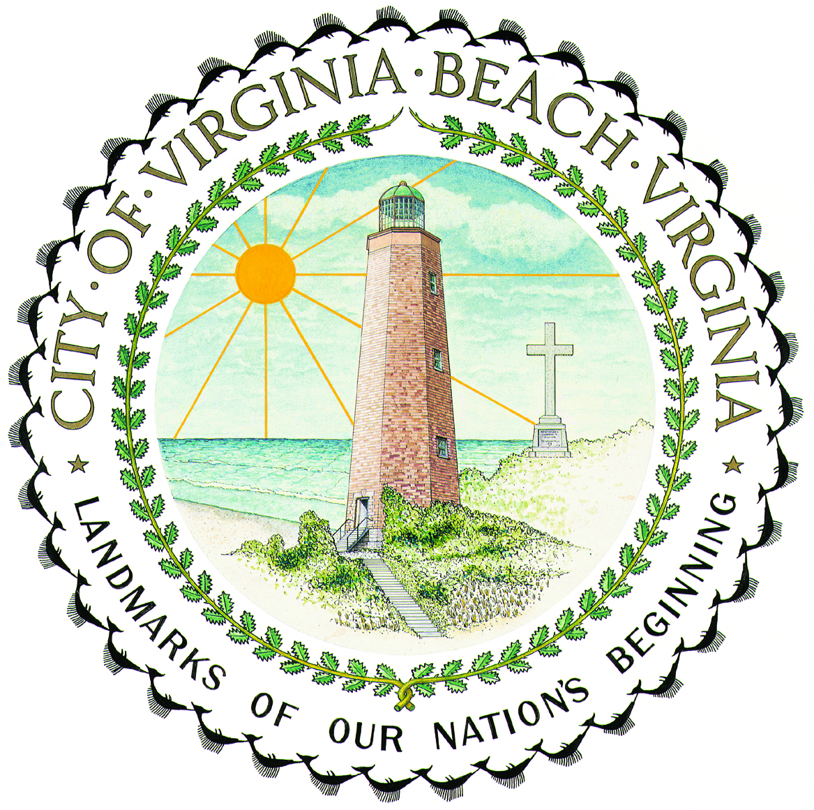 Seal of the City of Virginia Beach