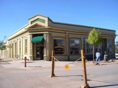 Cochise County Bank image. Click for full size.