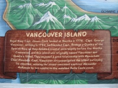 Vancouver Island Marker image. Click for full size.