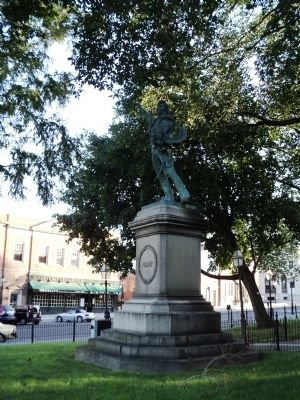 Perry Statue image. Click for full size.