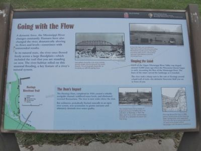 Going with the Flow Marker image. Click for full size.