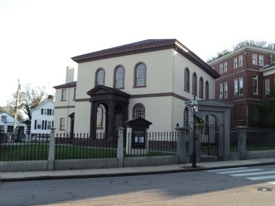 Touro Synagogue image. Click for full size.