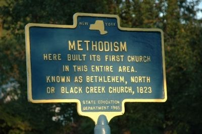 Methodism Marker image. Click for full size.