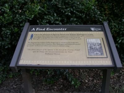 A Final Encounter Marker image. Click for full size.