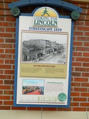 Streetscape 1859 Marker image. Click for full size.
