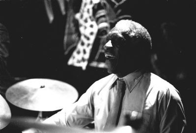 Art Blakey image. Click for full size.