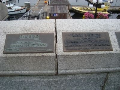 Examples of Parade of Ships Plaques image. Click for full size.